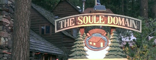 Soule Domain is one of Places To Try.