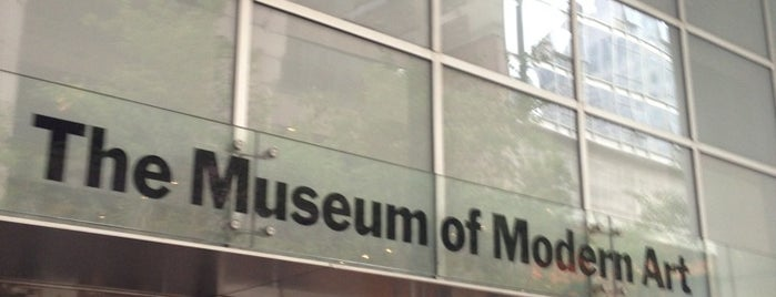 Museo d'Arte Moderna (MoMA) is one of ALL NYC.