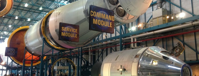 Apollo/Saturn V Center is one of Scott 님이 좋아한 장소.