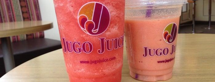 Jugo Juice is one of Posti che sono piaciuti a Stephen.