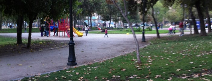 Parque Almagro is one of Chile.