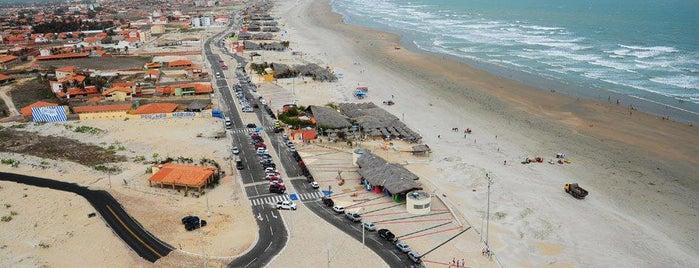 Praia de Atalaia is one of Lugares favoritos de Abhner.