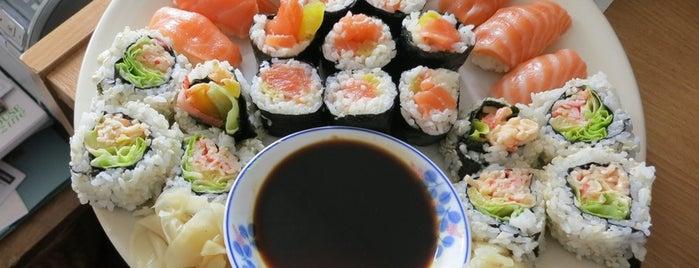 Sushi Nippon is one of Fabian 님이 저장한 장소.