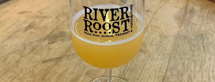 River Roost Brewery is one of Lugares favoritos de Cole.