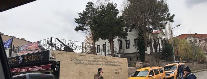 Şebinkarahisar Meydan is one of Tempat yang Disukai Samet.