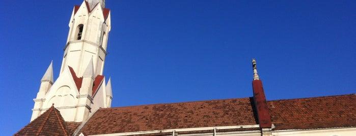 Igreja Matriz São Cristóvão is one of Meus locais preferidos.