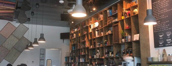 Slowpokes is one of Houston Coffee Shops.