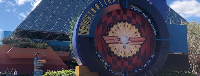 Disney & Pixar Short Film Festival (Magic Eye Theater) is one of Posti che sono piaciuti a Sarah.