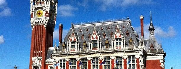 Hôtel de Ville de Calais is one of Follow the Orient Express — Şark Ekspresi.