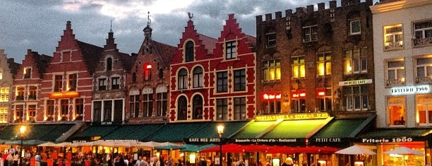 Markt is one of Bruges.