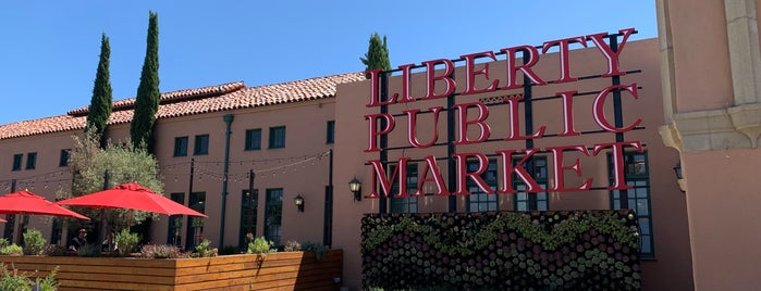Liberty Public Market is one of San Diego, CA.