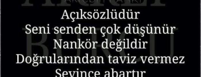 Elmalı Konak Dondurma Hasan Subaşı Çiftligi is one of Akdeniz Bolgesi.