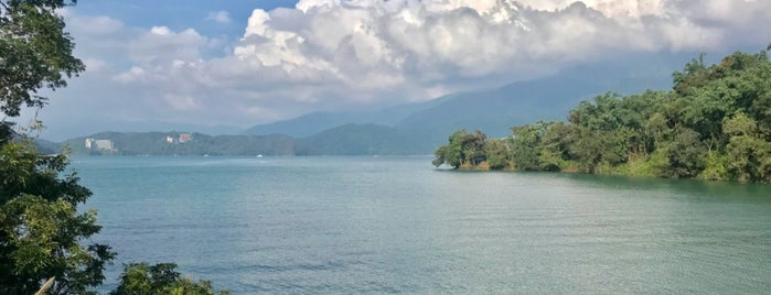 Sun Moon Lake (National Scenic Area) (日月潭 (國家風景區) is one of Things to do - Nantou, Taiwan.