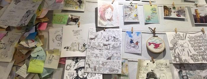 บางเวลา (Bang Way La Cafe and Gallery) is one of Kanokporn : понравившиеся места.