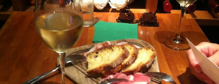 La Salumeria del Vino is one of i posti di Nat - mangiare a Milano.