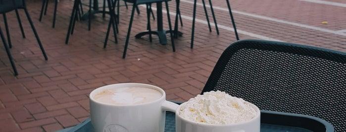 Starbucks is one of Tolga'nın Beğendiği Mekanlar.