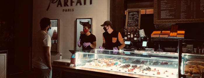 Le Parfait Paris is one of SD's Sweet Tooth Spots.