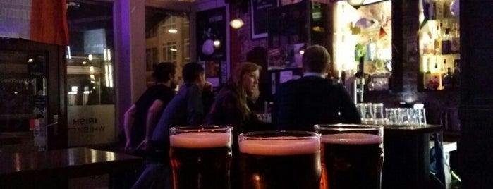 Paddy's Bar is one of Ausgehen in Hamburg.