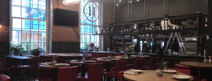 Haz Restaurant is one of london.