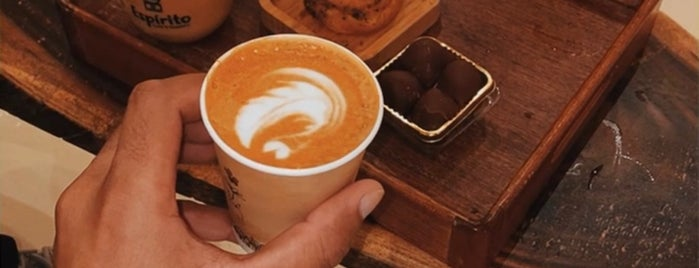 Esprito Café & Roastery is one of Coffee Places / Riyadh.