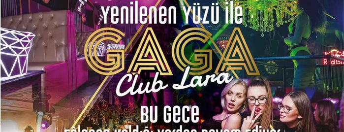 GaGa Club is one of Lieux qui ont plu à Mobin.