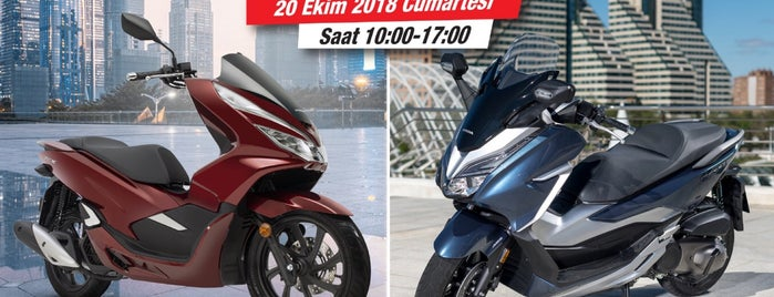 Honda Esengül Motosiklet Bayisi is one of Birgül 님이 저장한 장소.