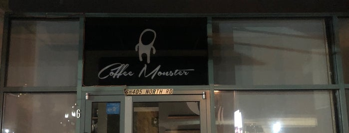 Coffee Monster is one of YVR.