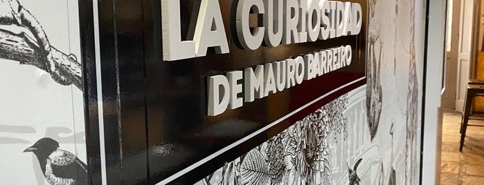 La Curiosidad de Mauro Barreiro is one of Pendientes España 2.