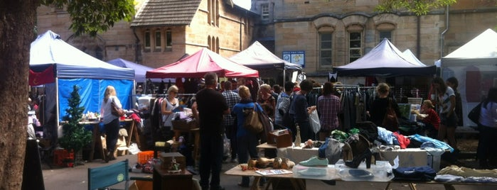 Rozelle Markets is one of Sydney.