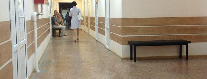 Стоматологическая Поликлиника 3 is one of สถานที่ที่ Георгий ถูกใจ.