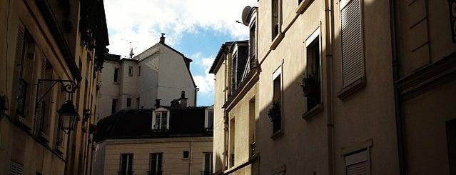 La Butte aux Cailles is one of Paris.
