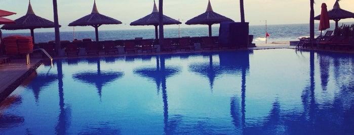 Terracotta resort & spa is one of Orte, die Olesya gefallen.