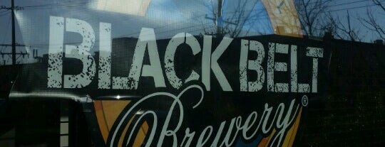 Black Belt Brewery is one of Bottles of Beer on the Wall.