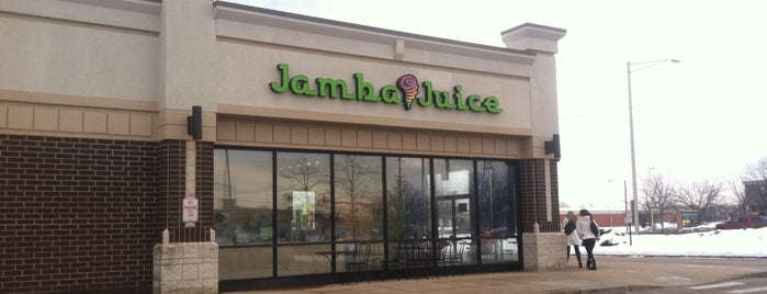 Jamba Juice is one of Been To.