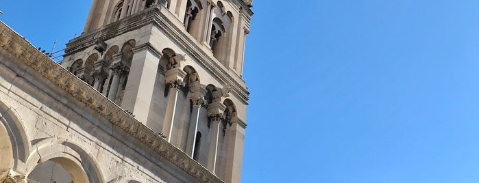 Kathedrale des hl. Domnius is one of Split.