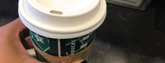 Starbucks is one of Newly found.
