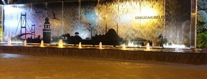 Üsküdar Meydanı is one of Locais curtidos por Gamze.