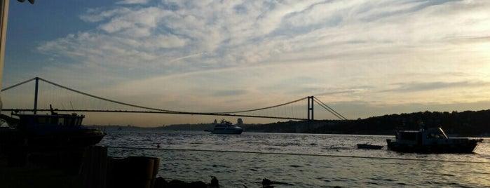 Sütiş Abdullah Ağa Yalısı is one of สถานที่ที่ Gamze ถูกใจ.