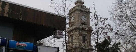 Dolmabahçe Çay Bahçesi is one of Locais curtidos por Gamze.