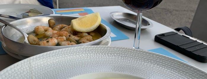 Restaurante do Clube Naval is one of Lissabon.