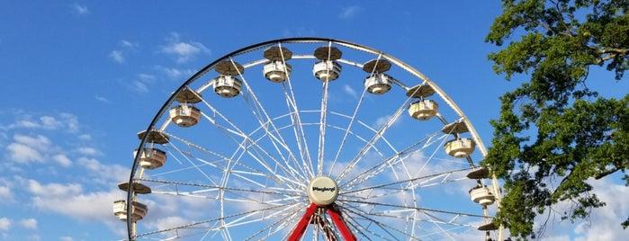 Gondola Wheel is one of Road Trips (Under 3 Hours).