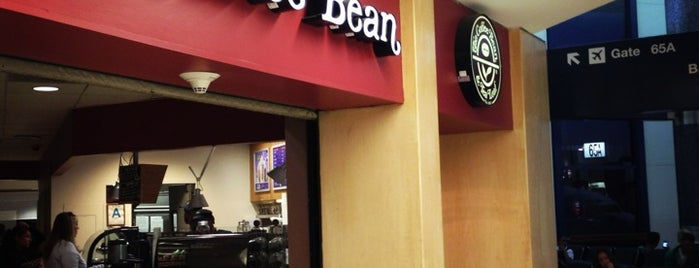 The Coffee Bean & Tea Leaf is one of Los Angeles LAX & Beaches.
