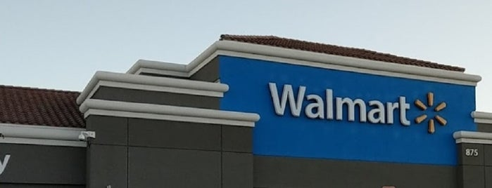 Walmart Supercenter is one of Orte, die Alejandro gefallen.