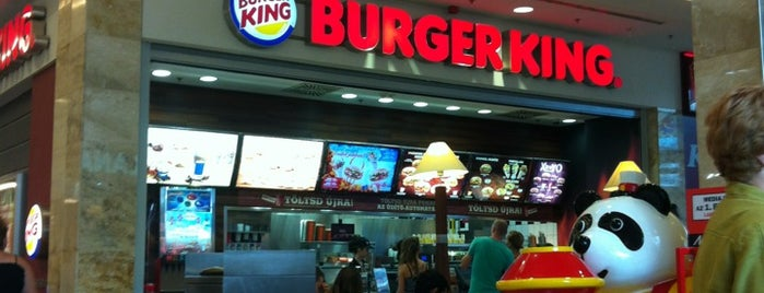 Burger King is one of Orte, die Adam gefallen.