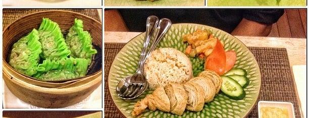 Honzen is one of Vegan and Vegetarian.