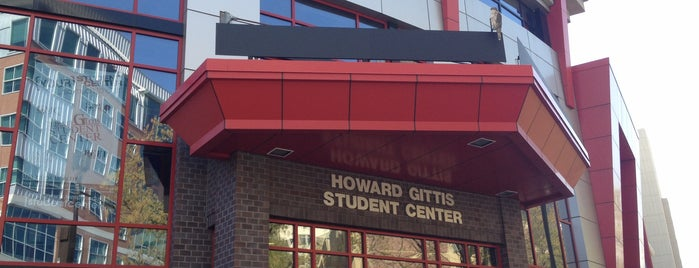 Howard Gittis Student Center is one of Temple Campus Tour.