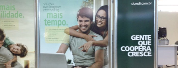 Cooperativa Sicredi is one of Melhor atendimento.