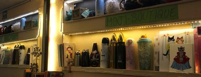 Mojigato Café is one of สถานที่ที่ Rosco ถูกใจ.