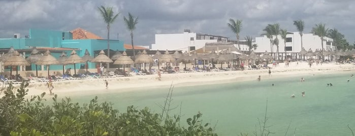 Club Med Beach is one of Cancun.