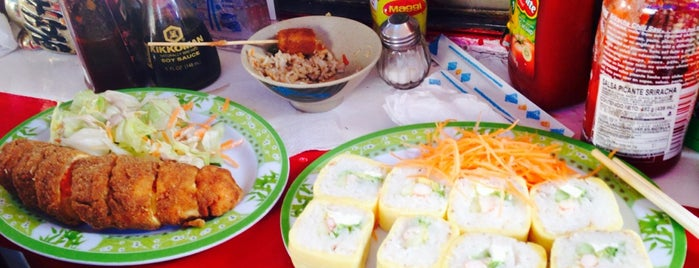 Sushi Dai Express is one of สถานที่ที่ Denis ถูกใจ.